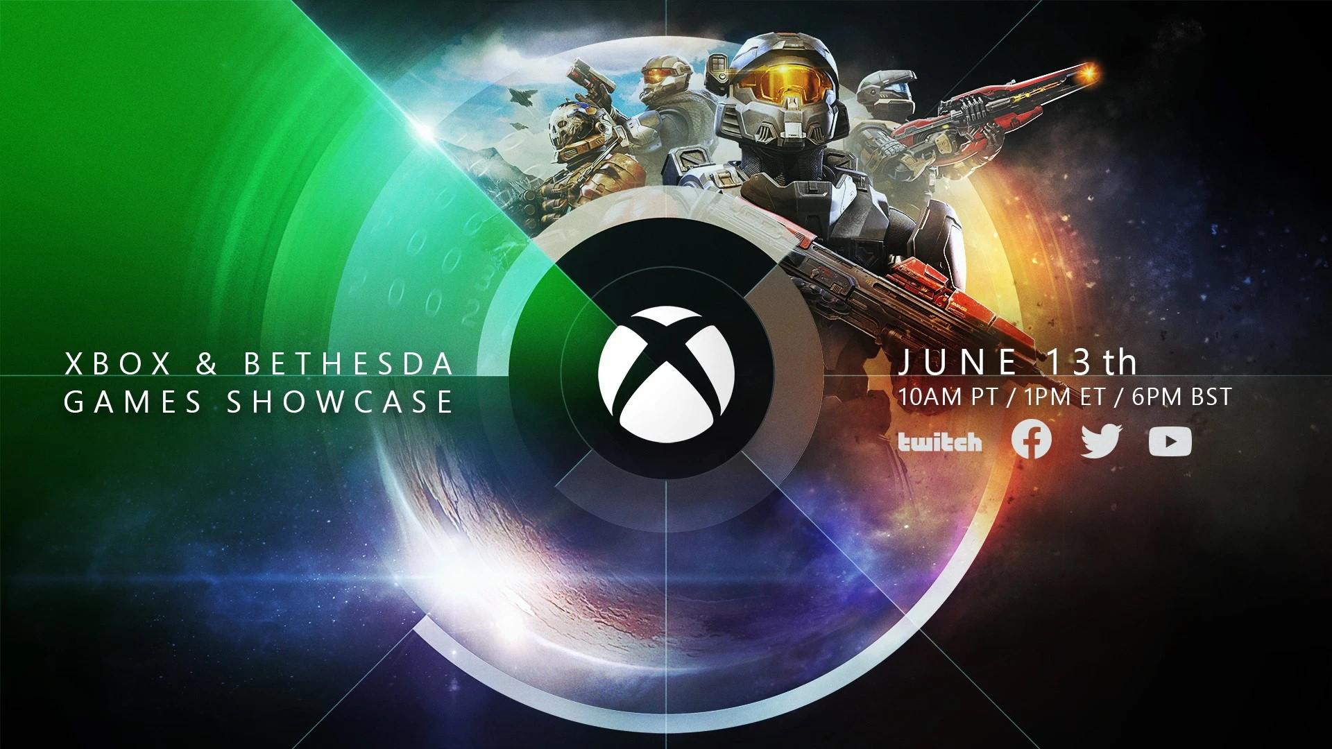Xbox and Bethesda Games Showcase 2021