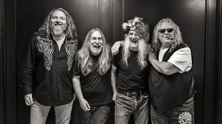 Cult southern rock band Kentucky Headhunters