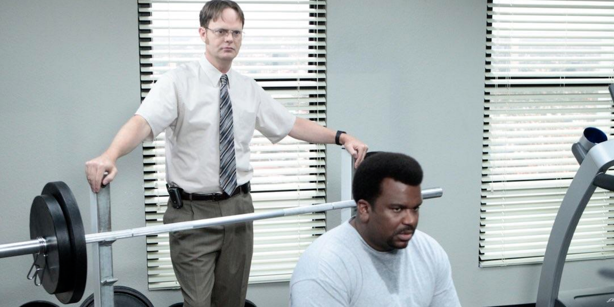 Rainn Wilson Still Feels Terrible About An Accident On The Set Of The Office 1