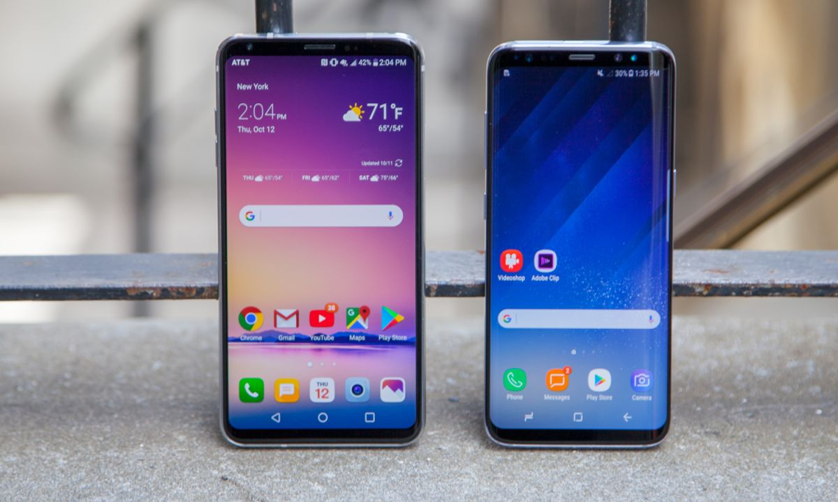 LG V30 Review: A Near Masterpiece for Media Producers