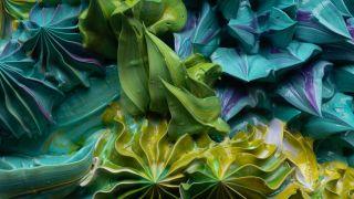 Gaffrey Art Material acrylics - painted sculpture