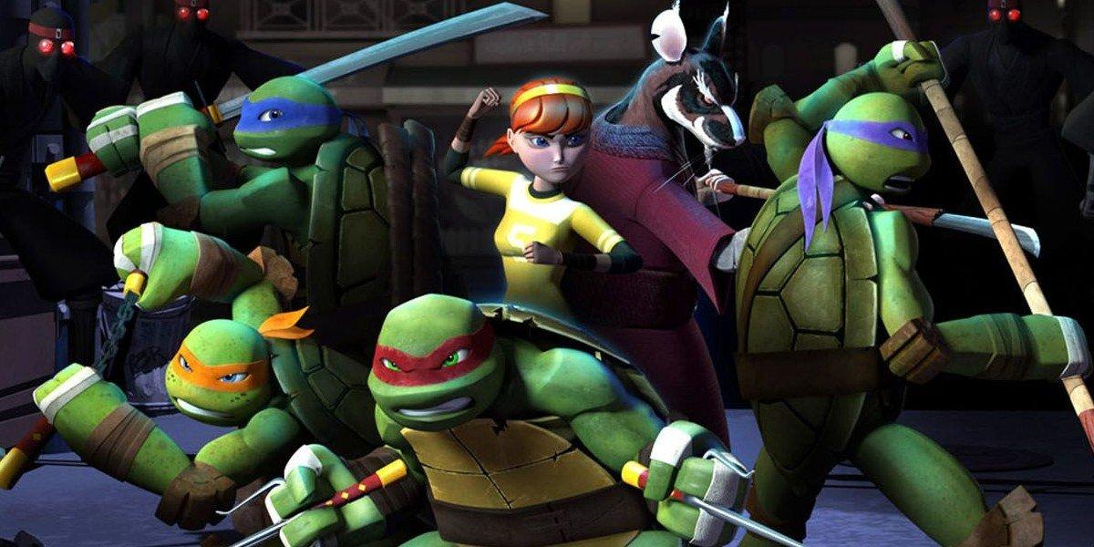 Teenage Mutant Ninja Turtles (2012-2017)