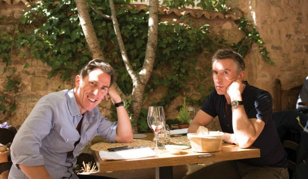 Steve Coogan and Rob Brydon in The Trip To Spain