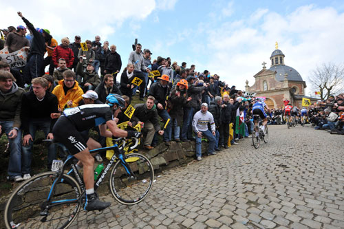 Mur de Grammont, Tour of Flanders 2010