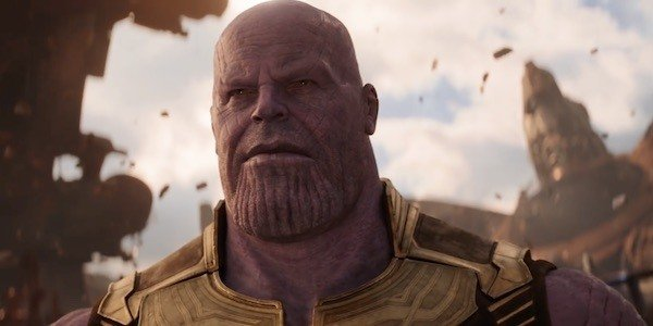 Josh Brolin Thanos Infinity War