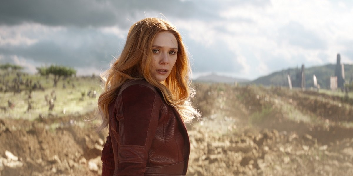 Elizabeth Olsen Thought She Was In Trouble For Spilling Marvel Beans When She Got WandaVision Call