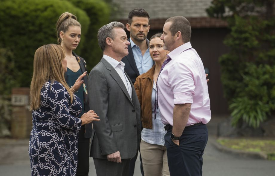 Neighbours, Paul Robinson, Toadie Rebecchi
