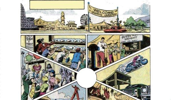 marvel comics quentin carnival