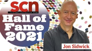 Jon Sidwick SCN Hall of Fame 2021