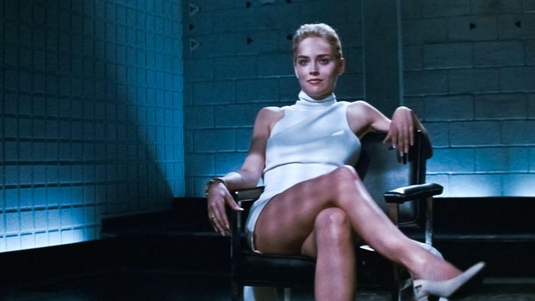 How to seduce a man, Sharon Stone in Basic Instinct