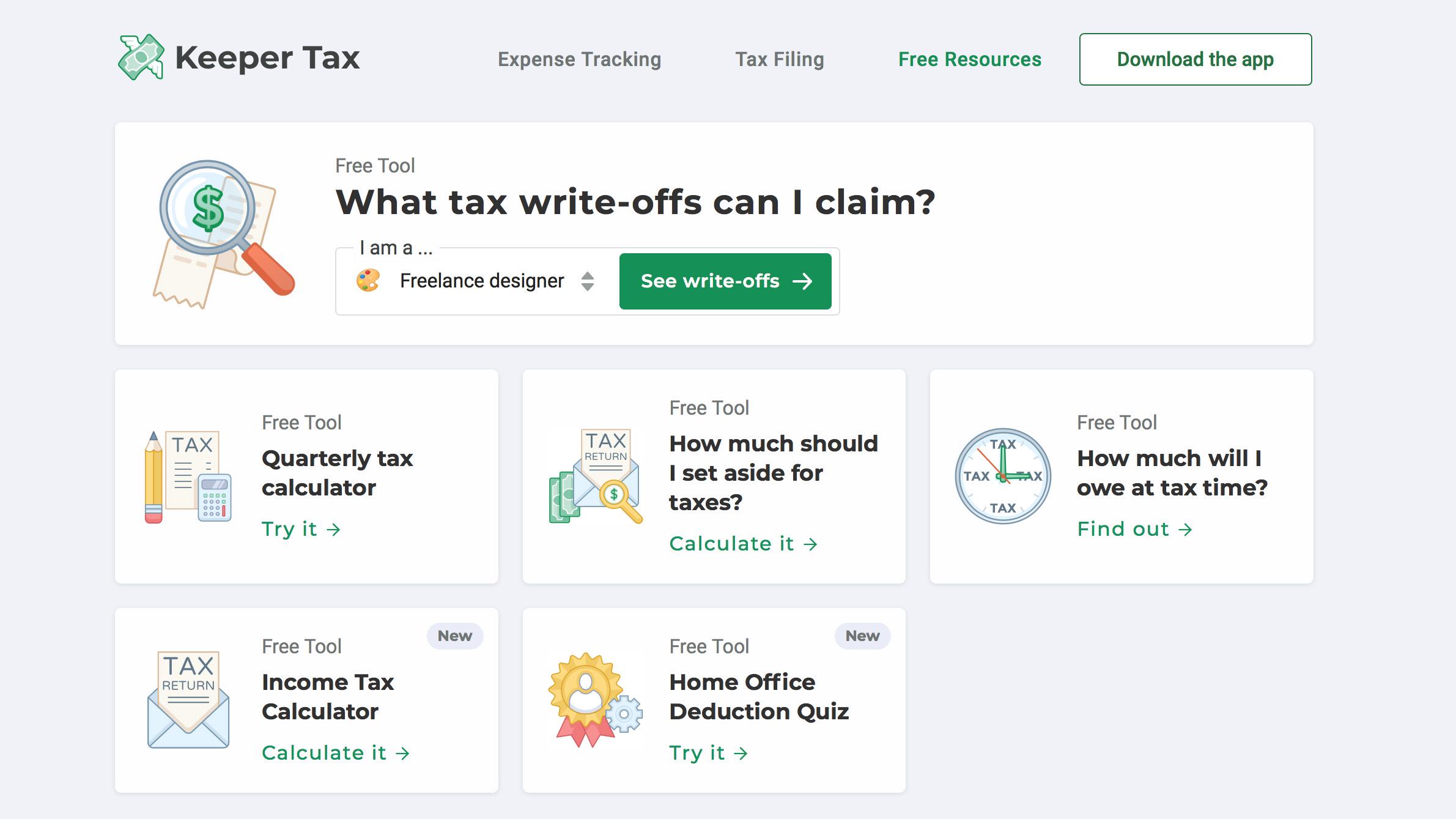 Keeper Tax