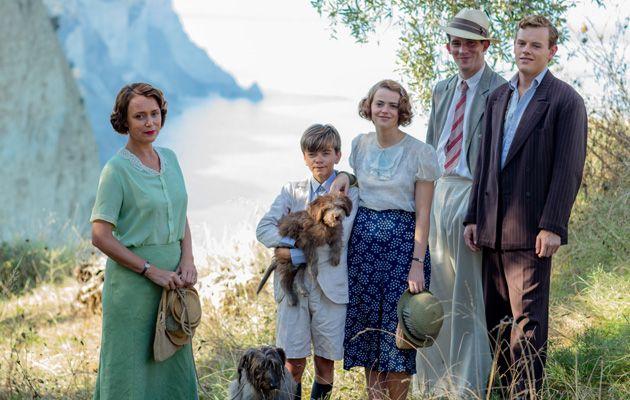 the durrells, keeley hawes