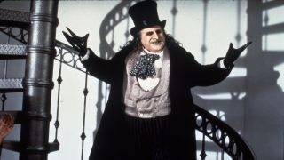Danny DeVito as the Penguin
