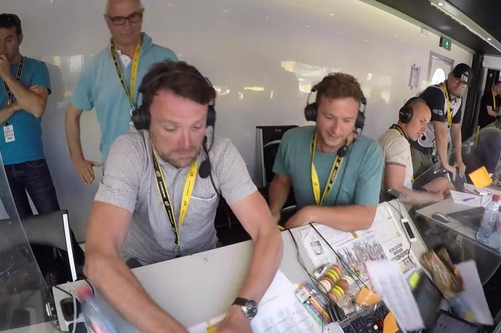 Tour Carry Bbc Commentators De France Regardless On Desk As MqzSpUV