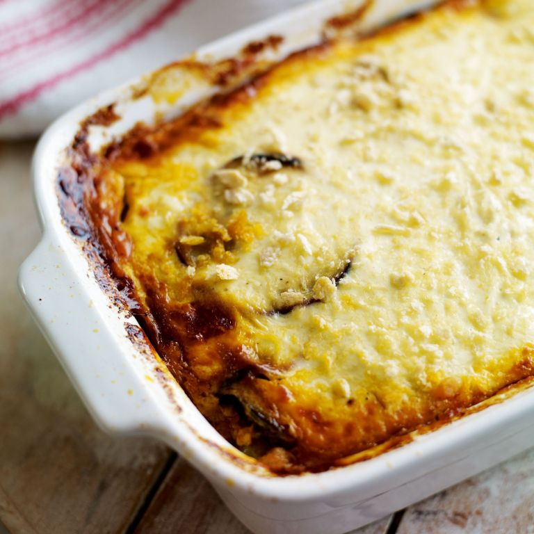 Spiced Beef Moussaka recipe-beef recipes-recipe ideas-new recipes-woman and home