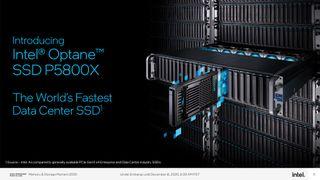 Intel Optane P5800X