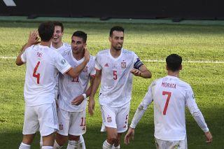 Denmark Croatia Spain Euro 2020 Soccer