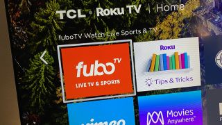 FuboTV on Roku