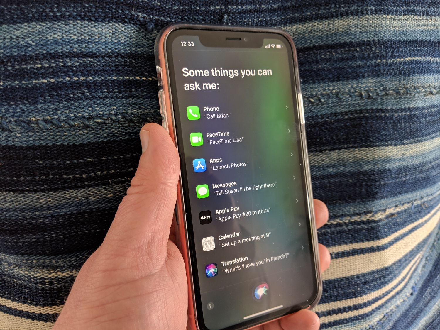 How to Enable 'Hey Siri' Commands in iOS 12 | Tom's Guide