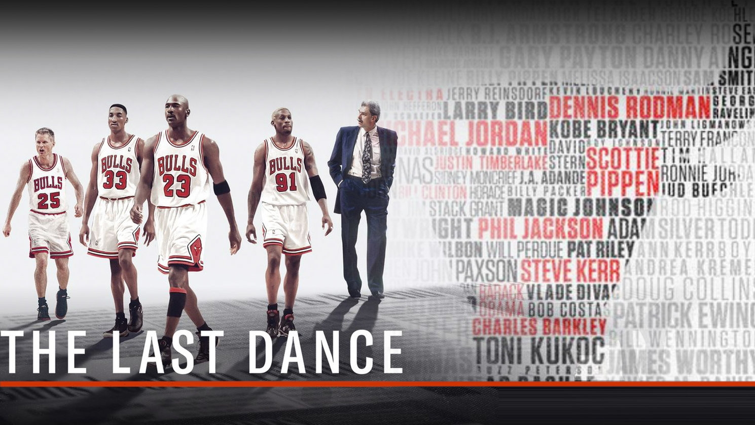 Watch The Last Dance online: stream the