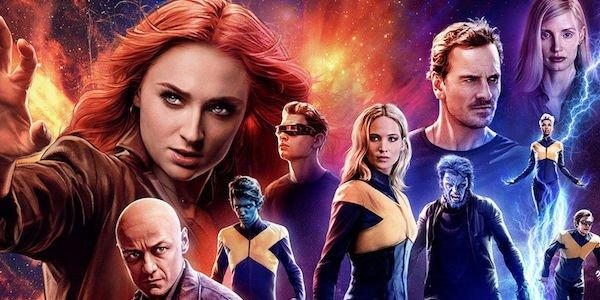 The cast of Dark Phoenix