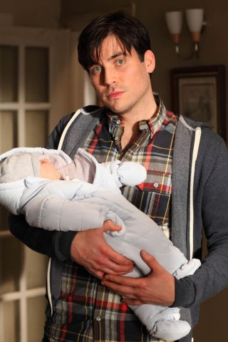 Rob James-Collier: 'Acting is still a struggle'