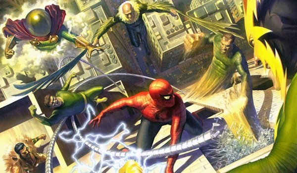 1. The Sinister Six Is Coming Together