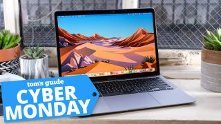 Cyber Monday MacBook deals - macbook air M1 2020