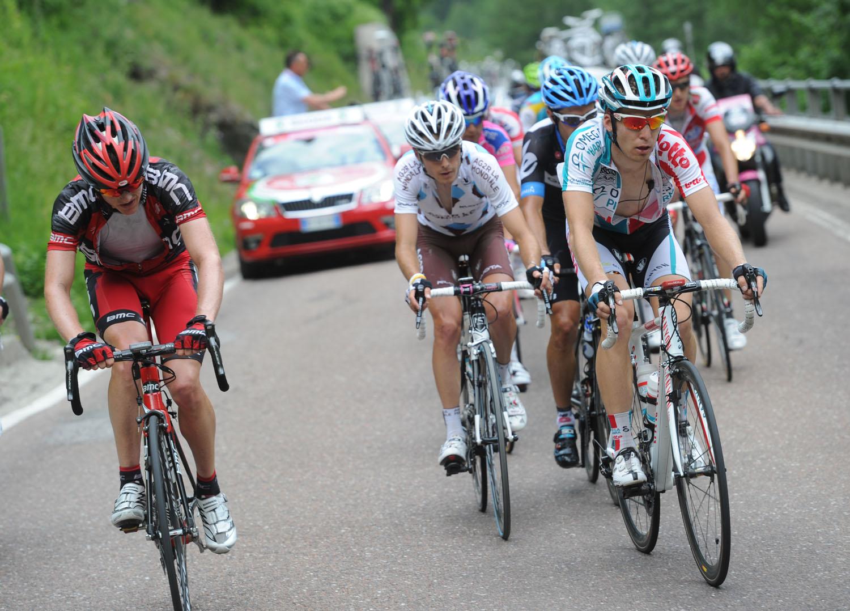 Jan Bakelants, Giro d