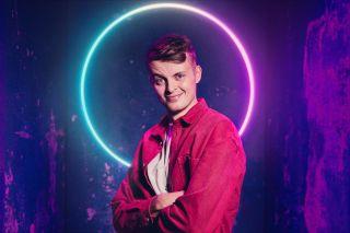 The Circle series one winner Alex Hobern