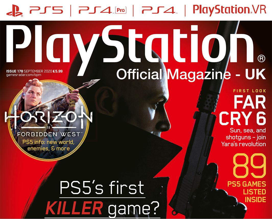 Io Interactive Opens Up About Ps5 Hitman 3 And More In This Month S Official Playstation Magazine Gamesradar Australian News