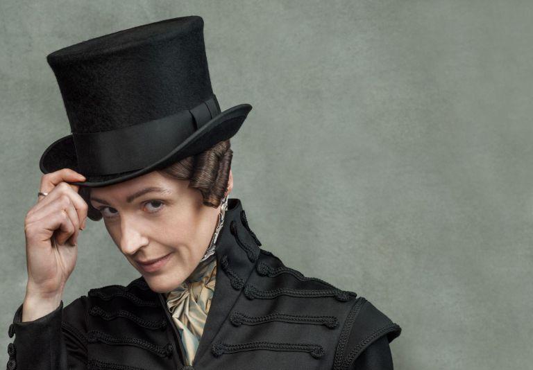 Suranne Jones as Gentleman Jack