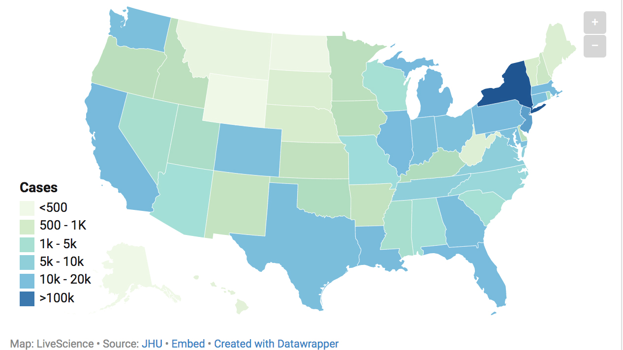 The State of the U.S.A Atlas The Changing Face of American Life in Maps and Graphics