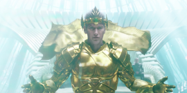 Aquaman And The Fallen Kingdom's Patrick Wilson Is Rocking A Wild New Beard For James Wan's Sequel