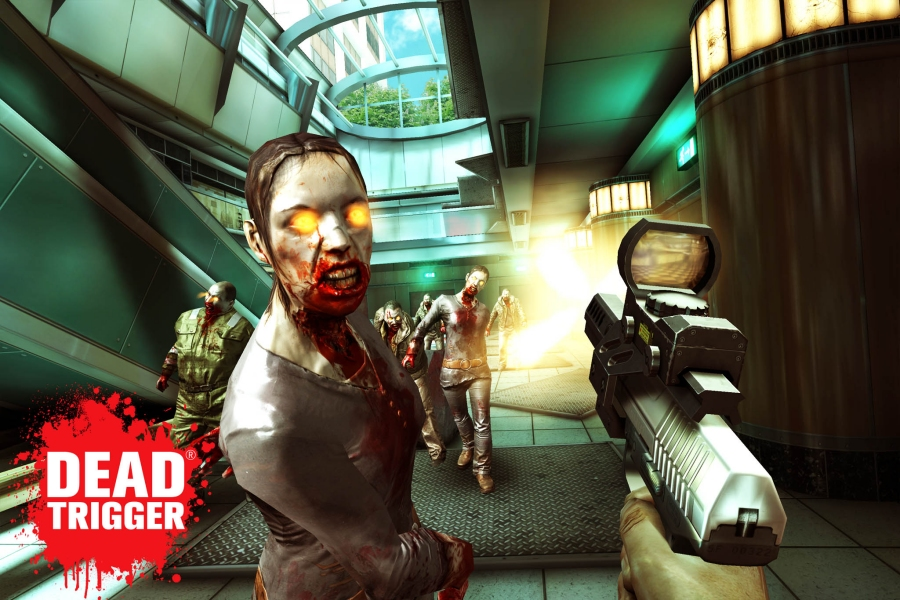 Dead Trigger, Zombie FPS Announced For Tegra 3 Powered Phones #22252