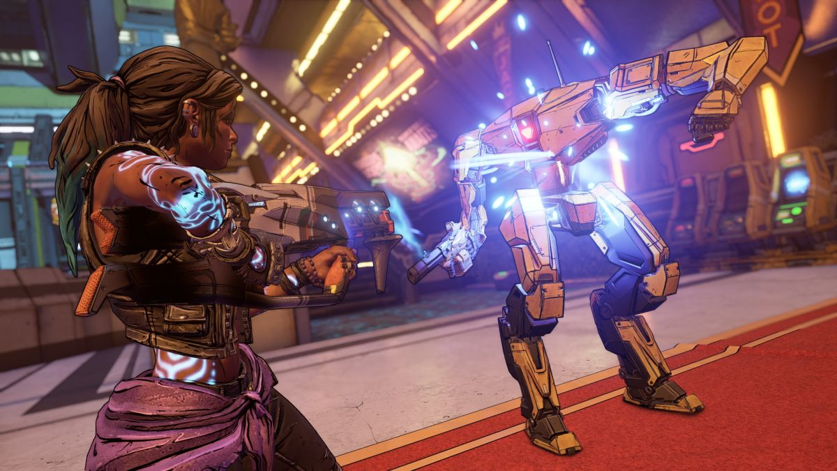Watch 13 minutes of Borderlands 3's first expansion