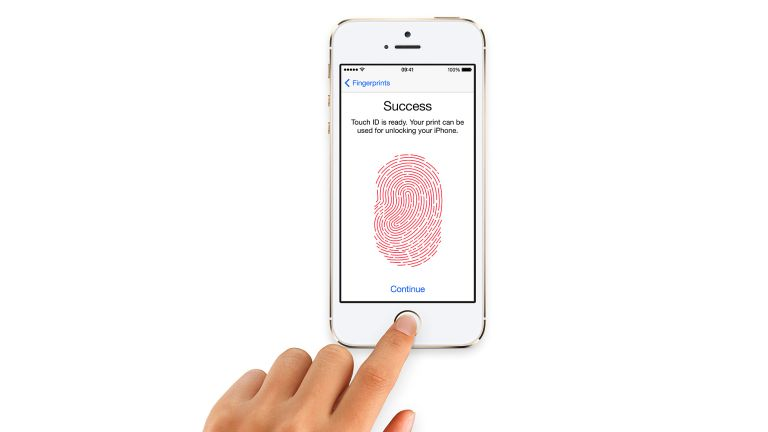Apple In-Display Fingerprint Scanner