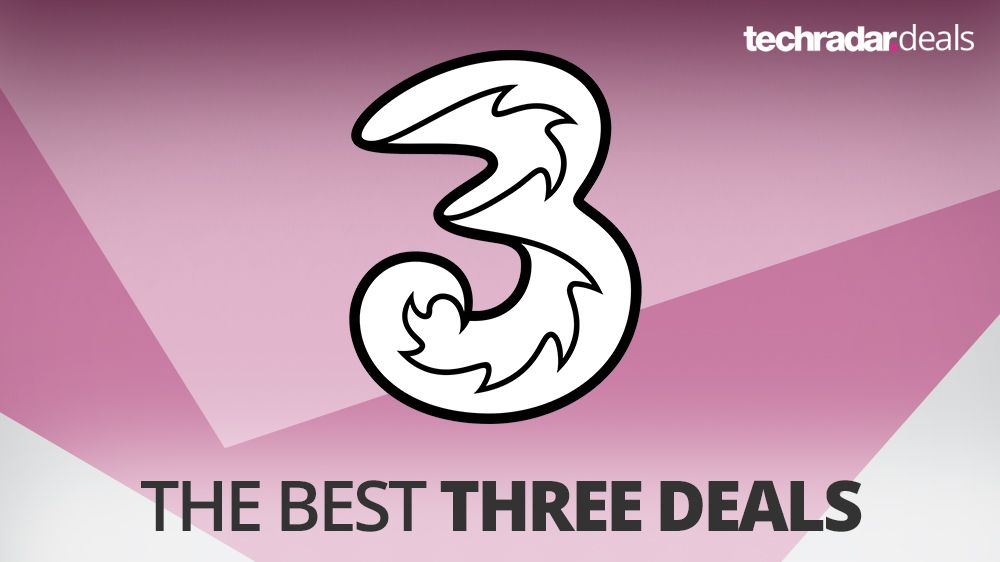 The best Three mobile deals for Black Friday 2018