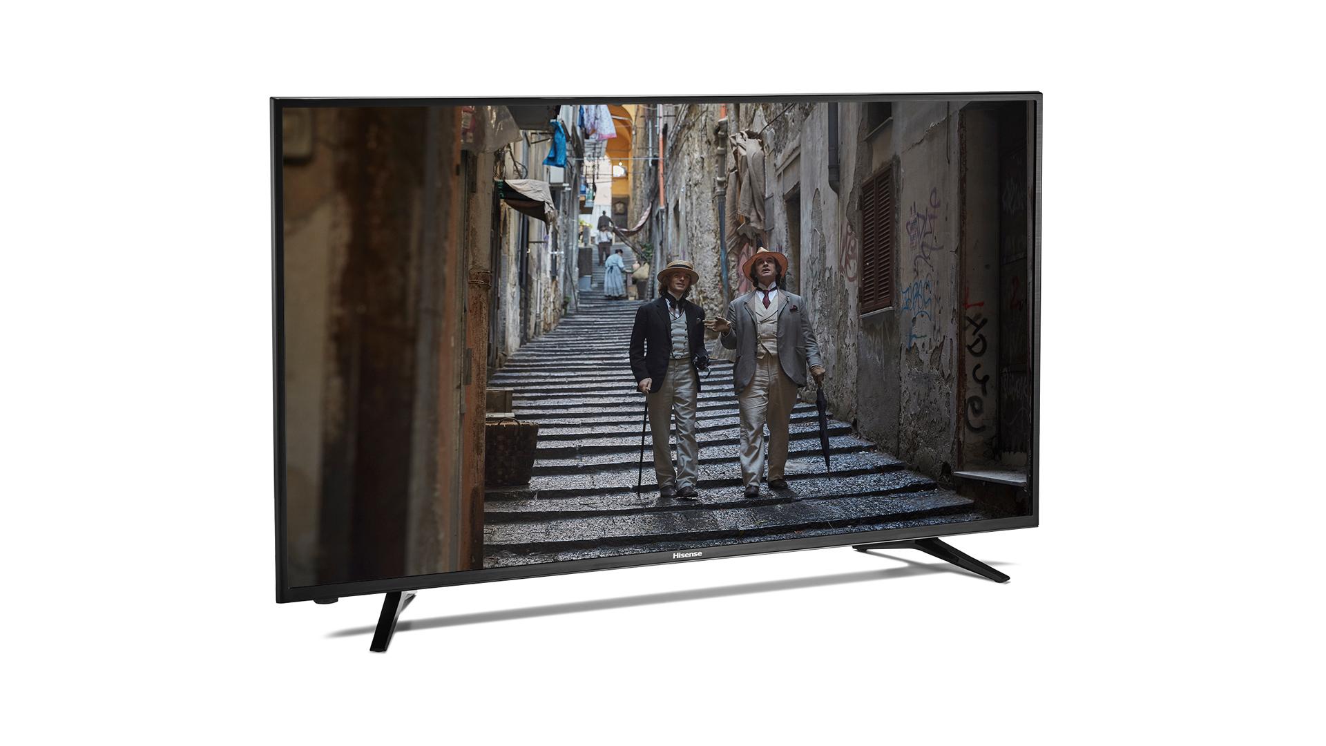 Hisense H43ae6100uk 4k Smart Tv Review What Hi Fi