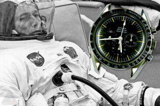 apollo 7 astronaut stolen watch recovered