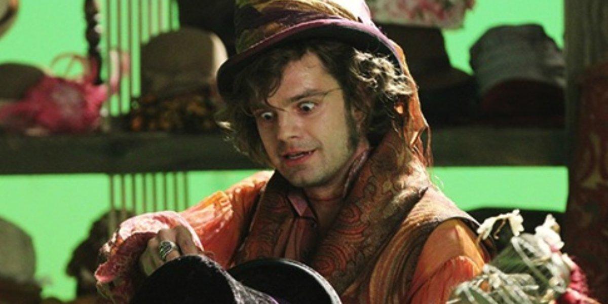 Sebastian Stan on Once Upon A Time