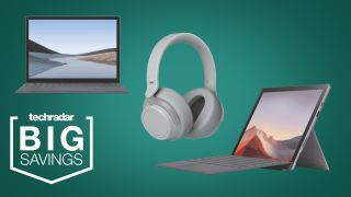 Big savings on a range of Microsoft Surface devices