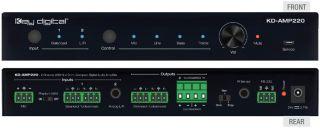 Key Digital Introduces Classroom Amplifier