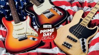 Here are the top Fender electric guitar and bass deals this Prime Day