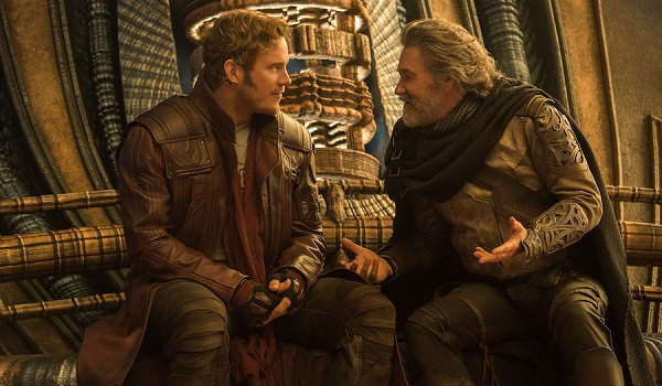 Guardians of the Galaxy Vol 2 Star-Lord Ego Chat