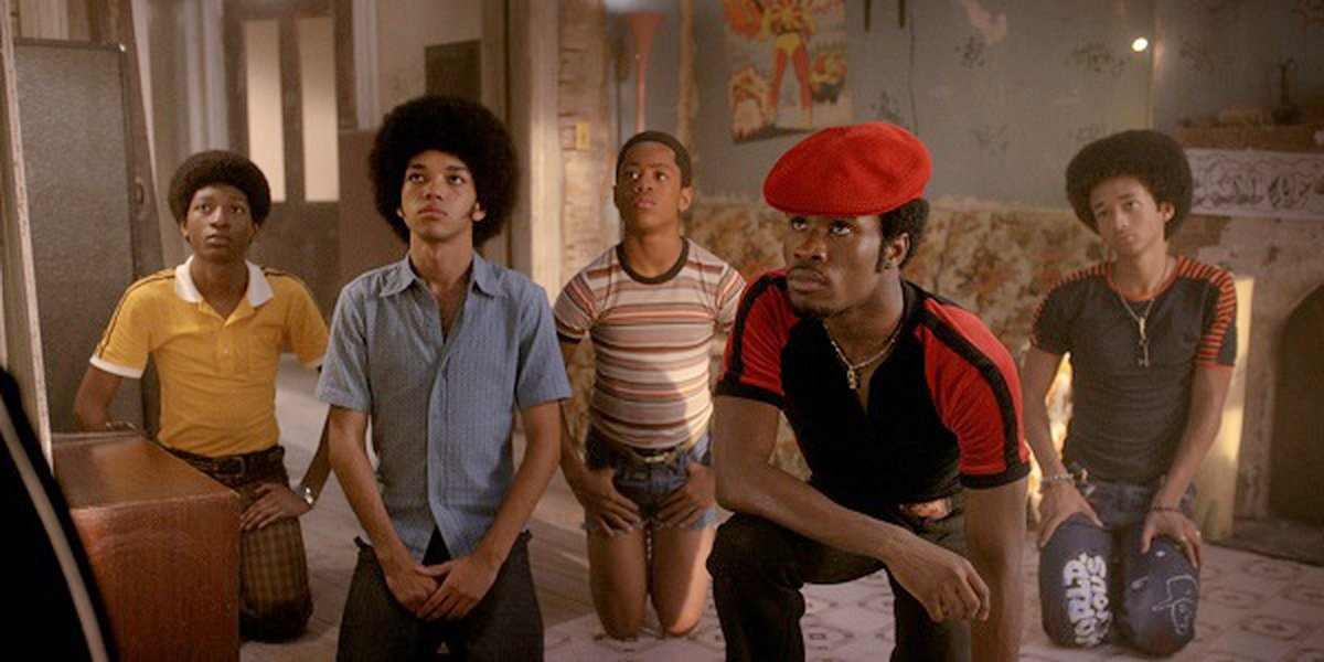 The cast of The Get-Down.