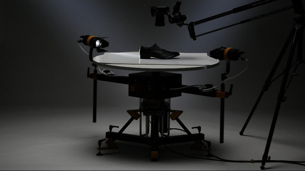 Light Revolution is a motorised, rotating lighting system | Digital Camera World