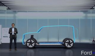 Ford bronco electric