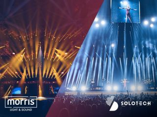 Solotech to Acquire Morris Light & Sound