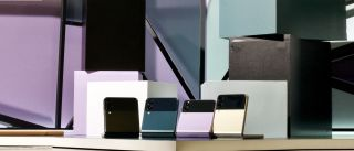 La gama de colores del Z Flip 3